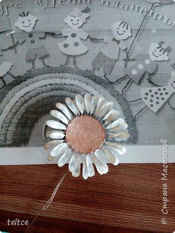 Познакомлю с новым увлечением: изделиями из проволоки и лака для ногтей. фото 7