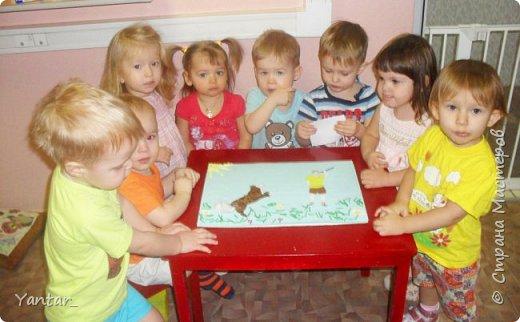 Работа выполнена детьми ясельной группы под руководством воспитателя. фото 7