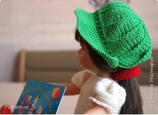 """Добрый день!  Мы представляем вам свою работу - это национальный баварский костюм, точнее наша вариация. Такой костюм мы хотели связать уже очень давно. Но, как обычно - то не хватало времени, то увлекали другие проекты... Но, как говорится, всему своё время... Вот настала очередь и баварского женского национального костюма - Dirndl, что дословно означает """"девичья одежда"""".   фото 6"""