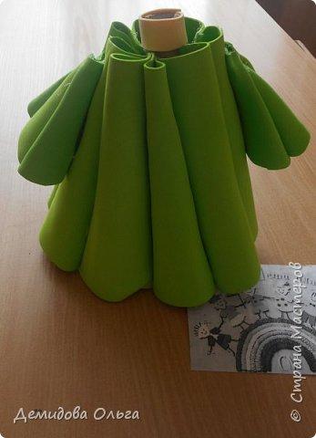 Представляю на конкурс куклу Одуванчик. фото 3