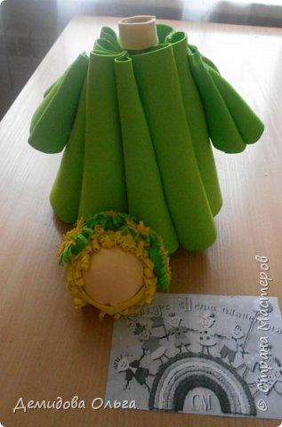 Представляю на конкурс куклу Одуванчик. фото 5