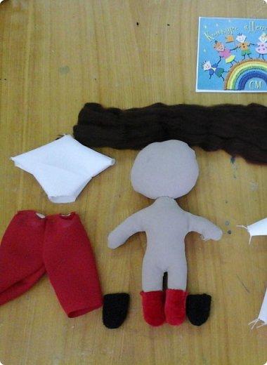 Сестренка и братишка - чувашские ребятишки! На создание таких текстильных куколок вдохновляет наша Чувашская Республика и её яркая национальная чувашская вышивка! фото 16