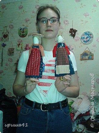 Я живу в Пермском крае, в котором проживает более 130 различных национальностей. Одним из интереснейших народов финно-угорской группы являются коми-пермяки. К конкурсу мне хочется представить вашему вниманию куклу в коми-пермяцком наряде.  фото 9