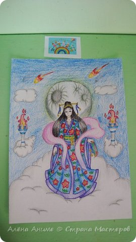 Принцесса Кагуя - принцесса Луны фото 10
