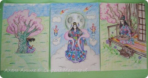 Принцесса Кагуя - принцесса Луны фото 1