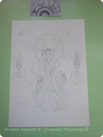 Принцесса Кагуя - принцесса Луны фото 3
