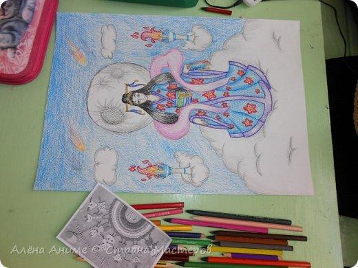 Принцесса Кагуя - принцесса Луны фото 7