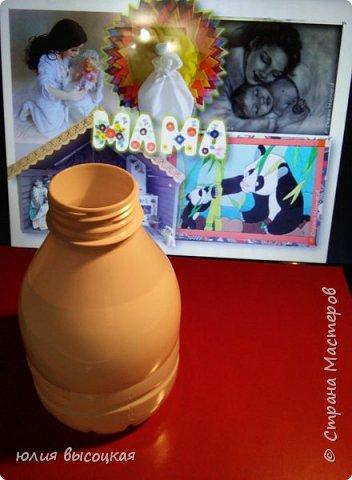 Работаю учителем изобразительного искусства в общеобразовательной школе. Давно вынашивала идею создания  дымковской игрушки, так как на уроках  детям показываю только иллюстрации. Теперь у меня есть вот такая пара- мама и дочка.В будущем планирую создать папу. Наивная на вид игрушка оказалась непроста в исполнении. фото 2