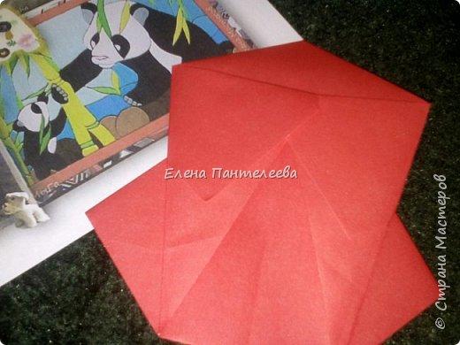 """В честь праздника """"День матери"""" предлагаю свою авторскую разработку по оригами """"Матрёшка с ручками"""". фото 15"""