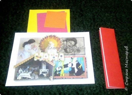 """В честь праздника """"День матери"""" предлагаю свою авторскую разработку по оригами """"Матрёшка с ручками"""". фото 5"""