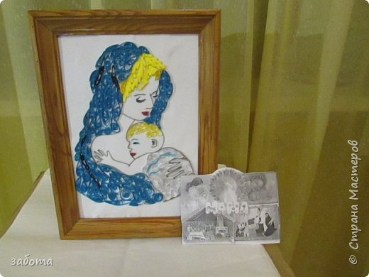 Портрет матери с младенцем. фото 7