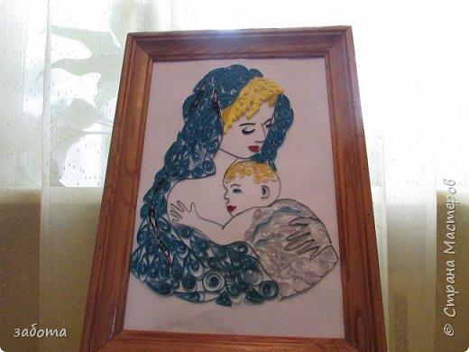 Портрет матери с младенцем. фото 2