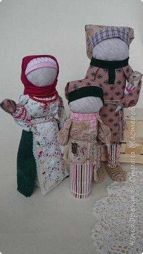 """Здравствуйте!  Разрешите представить вашему вниманию куклу по народным мотивам """"Семья"""". фото 7"""
