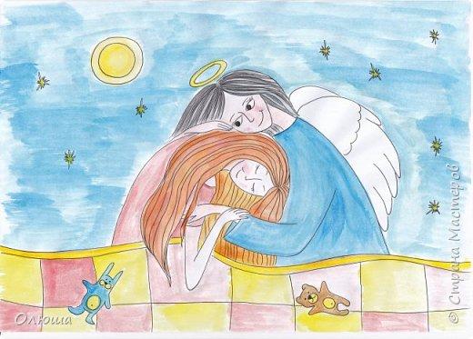 Всегда приятно, когда тебя обнимает мама - и неважно, сколько тебе лет. фото 1