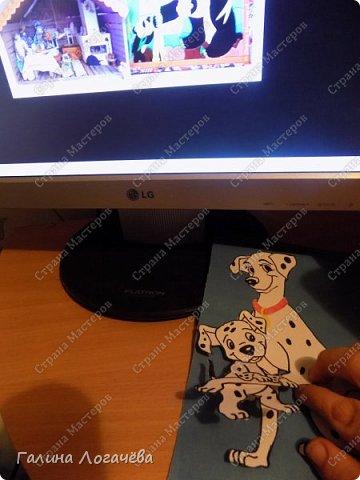 Мой сын любит мастерить разные поделки, особенно открытки. Он с охотой взялся за эту поделку. фото 8