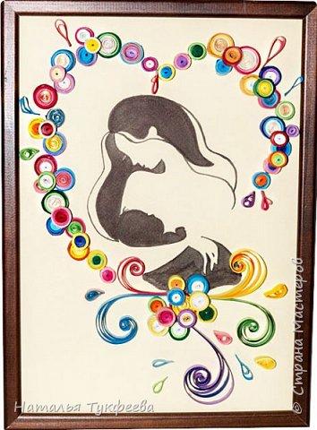 """Эпиграф: """"Решиться родить ребенка — это значит согласиться, что отныне и навсегда твое сердце будет бегать отдельно от тебя....♥"""".  В сердце каждой мамы любой ребёнок остается малышом (даже если он уже на коленках не помещается). фото 1"""