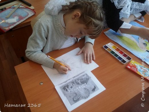 Здравствуйте!  Представляю работу своей ученицы Банниковой Саши. фото 2