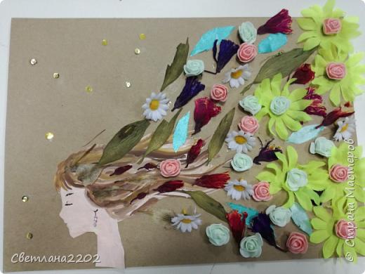 Есть у цветов своя Мать - Флора! Великая богиня растительности, садов и цветения!  фото 1