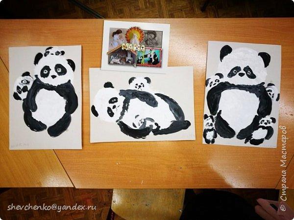 """Целое сообщество мам-панд и их малышей создано сообществом нашего лицея """"Надежда"""". фото 3"""