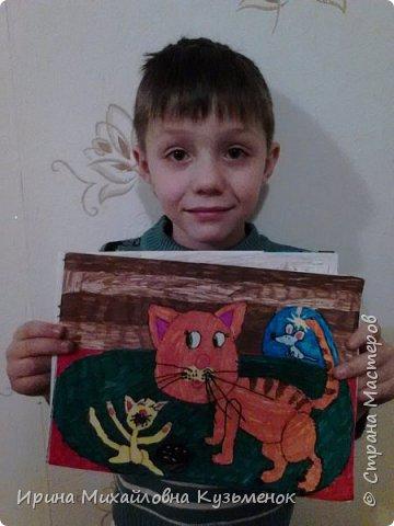 Ярослав с удовольствием начинает работу... фото 2