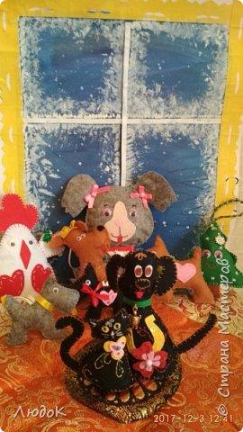 Семья домашних питомцев в преддверье нового года! фото 1