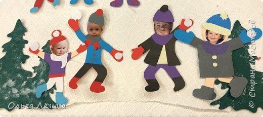 Для этого конкурса Страны Мастеров мы сделали коллективную работу! Мы - это я и родители малышей от года до трех, с которыми они приходят ко мне на занятия. фото 10