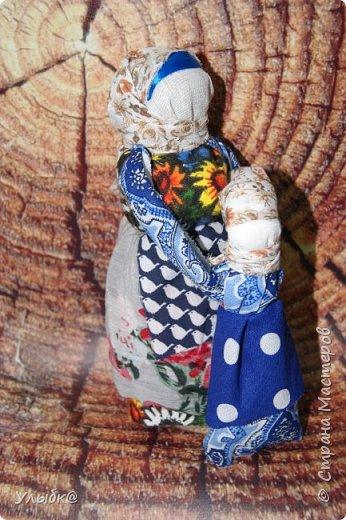 """""""Ведучка"""". Традиционная русская кукла. фото 1"""