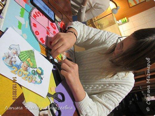 """Алеся создала плакат""""Мои мечты на 2020""""- плакат реализации своих мечт. Где-то читала, Тамара Алексеевна говорила, что мечты могут сбыться если очень захотеть и сделать рисунок или плакат своих желаний.   Начала выполнять плакат, а тут конкурс и подходящая номинация.      фото 6"""