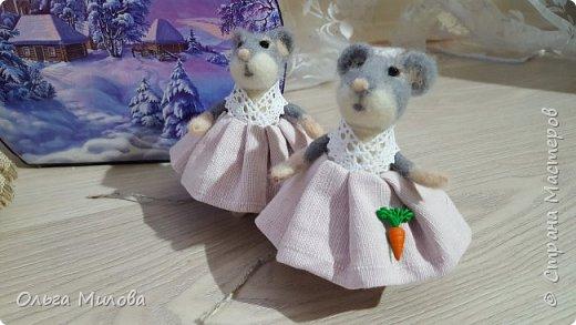 """Здравствуйте, уважаемые жители Страны Мастеров! Долго думала, в какую сказку отправить моих мышек? Решила, пусть будет сказка про """"Золушку"""" фото 8"""