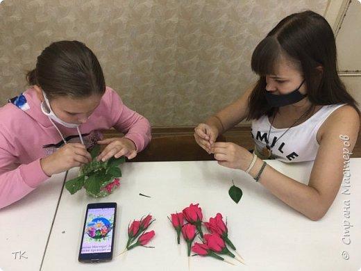 Сладкие розы для бабушки фото 8