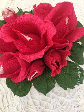 Сладкие розы для бабушки фото 3