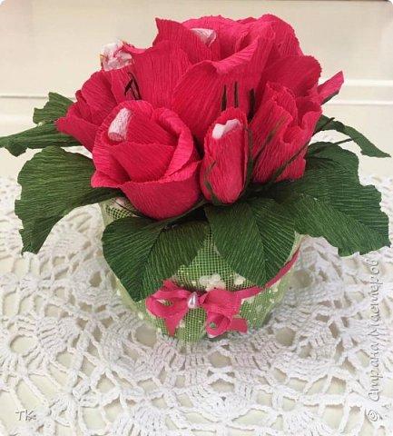 Сладкие розы для бабушки фото 2