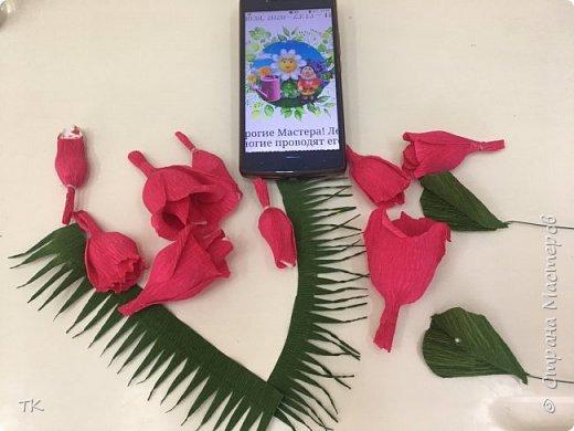Сладкие розы для бабушки фото 9