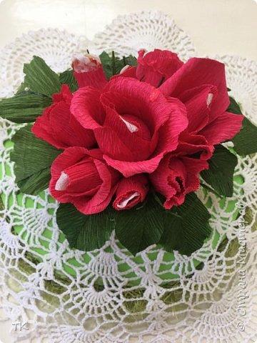 Сладкие розы для бабушки фото 1