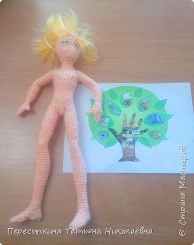 У меня много сломанных кукол. фото 9