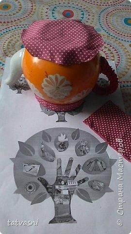 В моем доме добавился ещё один уютный, яркий и красивый предмет. давно мечтала взяться за старые чайники. Обновить, дать новую жизнь. И реализовать из запасов те материалы, которые многие выбрасывают. А я не могу и пытаюсь их переделать и порадовать себя и родных. Можно использовать как подставку для карандашей. фото 10