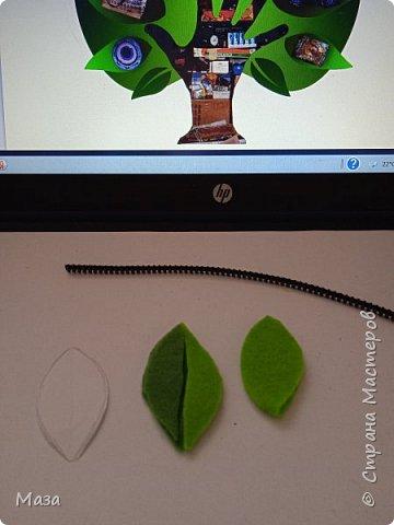 """Хочу представить брошь """"Настроение лета"""", в которой использовались обрезки фетра и старые использованные застежки - молнии. фото 5"""