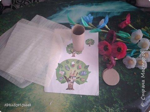 В память о прекрасном мастере Ирине Казаковой (Голубке) решила сделать букет красных маков.  фото 9
