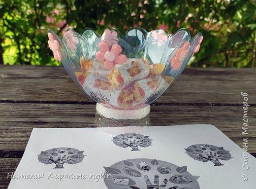 Летняя конфетница фото 12