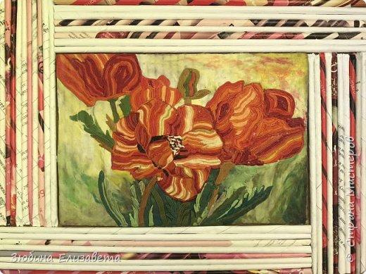 Хочу представить свою работу – «Маки». Я создавала эту картину в память о мастере - Ирине Казаковой - Голубке, человеке, который посвятил себя и свою жизнь миру искусства и творчества.  Маки - это великолепные цветы, символ неувядаемой молодости и женского очарования. ***  Маки - это те цветы,  В которых нежность и пламя любви.  Когда на маки смотрю,  То картину Моне вспоминаю.  Гимн макам я воздаю,  И стихи о них возлагаю. /Натали Стэфф/  фото 1