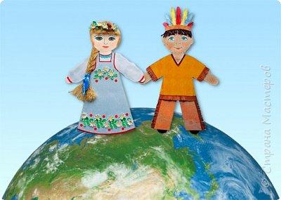 Арт-проект «Дети планеты»
