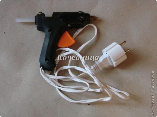 Материалы и инструменты Горячий пистолет