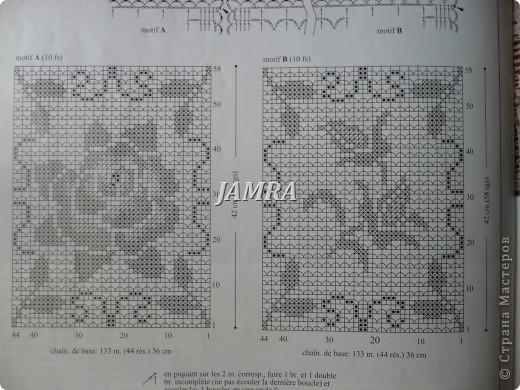 Схема скатерти.  http://stranamasterov.ru/node/14589#comment-352906  а вот здесь и сама скатерть .  фото 3