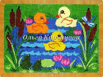 P4190041_0 Картины из гофрированной бумаги своими руками