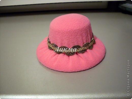 Шляпка-игольница фото 8