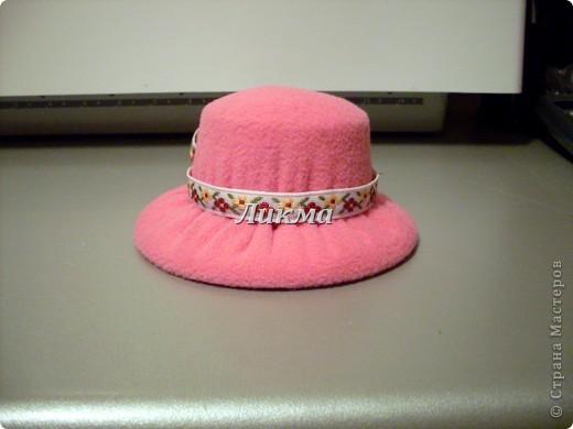 Шляпка-игольница фото 9