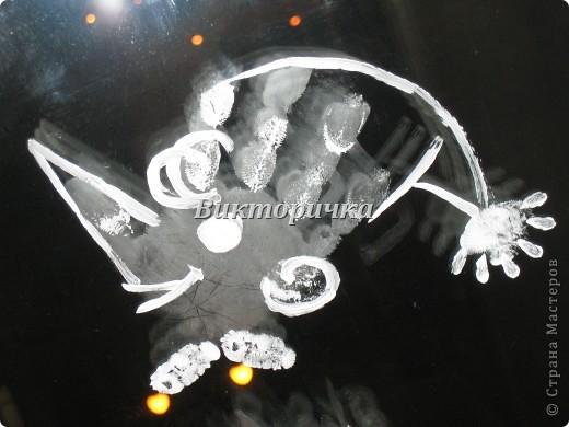 Динозаврик - Зоина ладошка (зубная паста) . фото 4