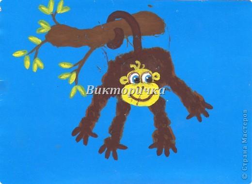 Динозаврик - Зоина ладошка (зубная паста) . фото 16