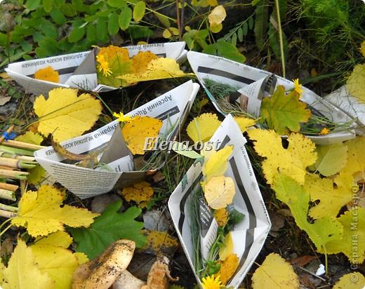 Осенняя флотилия во всей красе! При копировании статьи, целиком или частично, пожалуйста, указывайте активную ссылку на источник! http://stranamasterov.ru/user/9321 http://stranamasterov.ru/node/23059 фото 4