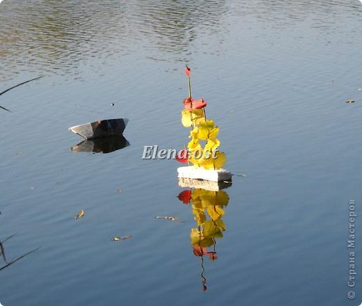 Осенняя флотилия во всей красе! При копировании статьи, целиком или частично, пожалуйста, указывайте активную ссылку на источник! https://stranamasterov.ru/user/9321 https://stranamasterov.ru/node/23059 фото 7